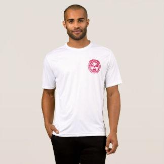 Camiseta SOBREVIVENTE - esporte T do ALERTA do MÍSSIL de