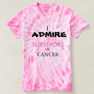 Camiseta sobreviventes