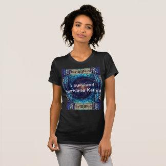 Camiseta Sobreviventes de Katrina