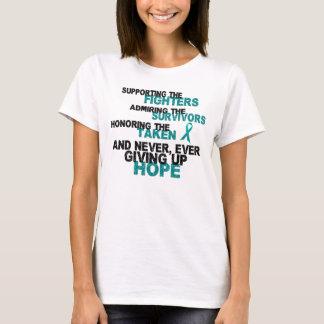 Camiseta Sobreviventes dos lutadores tomados 3