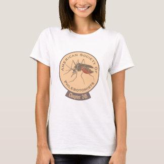 Camiseta Sociedade americana de Phlebotomists