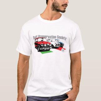 Camiseta Sociedade da preservação do auto