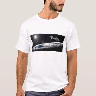 Camiseta Sociedade lisa da terra