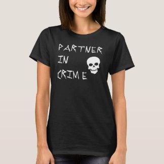 Camiseta Sócio - dentro - crime - obscuridade do LiS