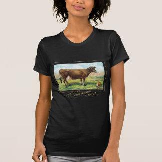 Camiseta Soda da marca da vaca de Dwight