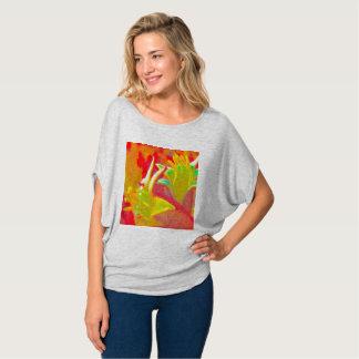 camiseta sofisticada da arte original