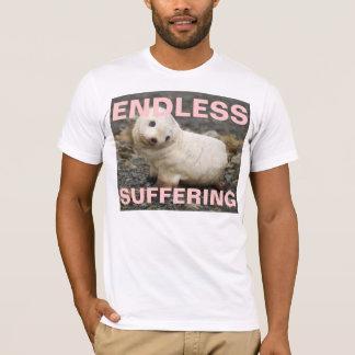 Camiseta sofrimento infinito