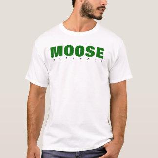 Camiseta Softball dos alces