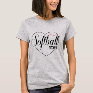 """Camiseta Softball Shirt """"Pitcher """""""