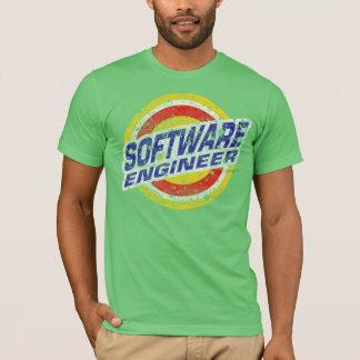 Camiseta Software Engineer