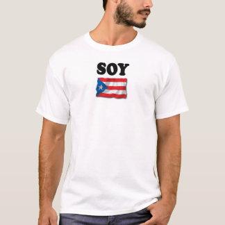 Camiseta Soja Boricua