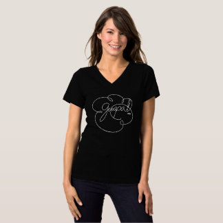 Camiseta Soja de GUAPA - nuvens corajosas - W