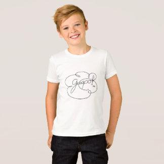 Camiseta Soja de GUAPO - nuvens corajosas