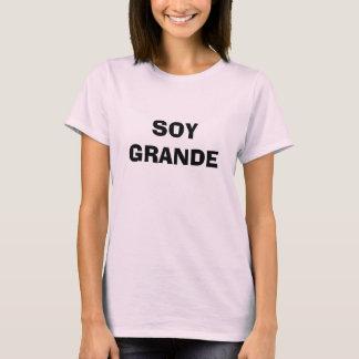 Camiseta Soja grandioso