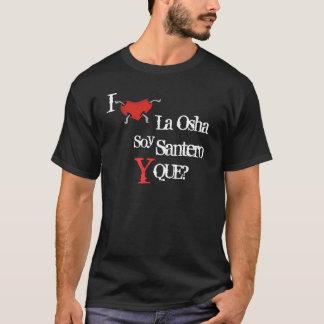 Camiseta Soja Santero Y Que?