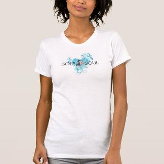 Camiseta Sola ao tanque de Racerback da alma