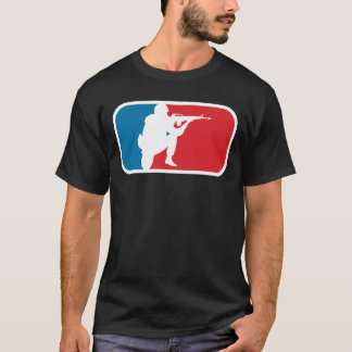 Camiseta Soldado da liga principal
