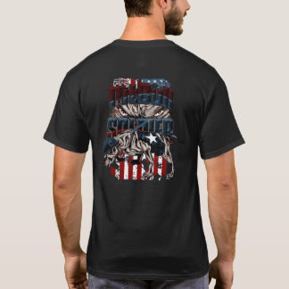 Camiseta Soldado de PitBull da elite