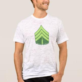 Camiseta Soldado verde