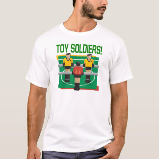 Camiseta Soldados de brinquedo
