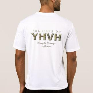 Camiseta SOLDADOS de esportes de YHVH