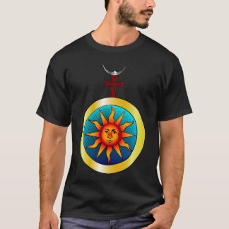 Camiseta Soleil e du Lune