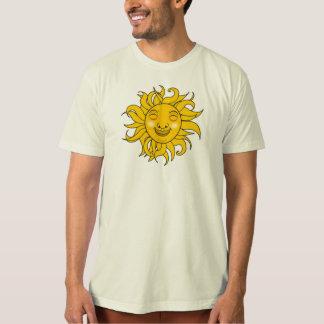 Camiseta Solenóide orgânico