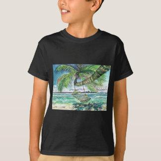 Camiseta Solidão das caraíbas