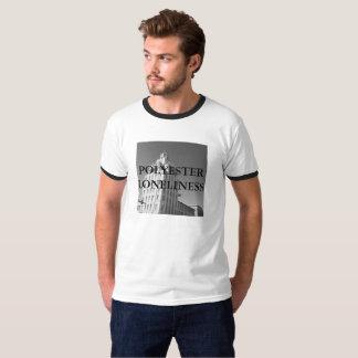 Camiseta Solidão do poliéster