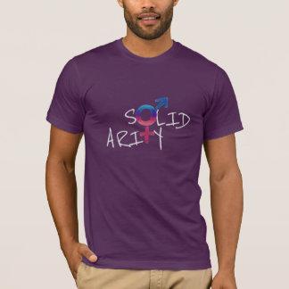 Camiseta Solidariedade do género