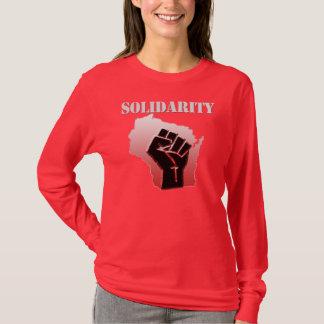 Camiseta Solidariedade Wisconsin