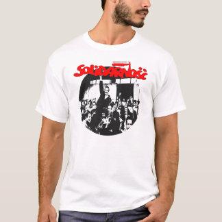 Camiseta Solidarnosc