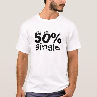 Camiseta Solteiro de 50%