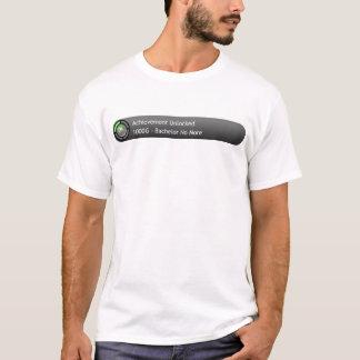 Camiseta Solteiro não mais realização