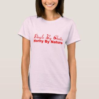 Camiseta Solteiro pela escolha