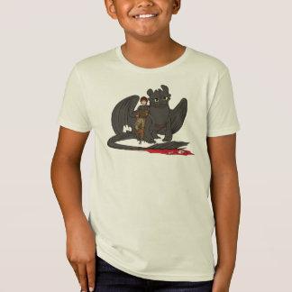 Camiseta Soluço & desdentado