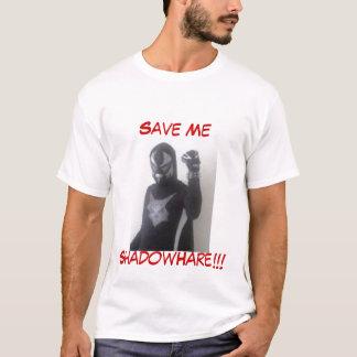Camiseta sombra-lebre, economias MeShadowHare!!!