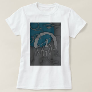 Camiseta Sombra Turquia Noir pela lua
