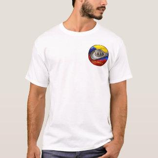 Camiseta Sombrero colombiano Vueltiao