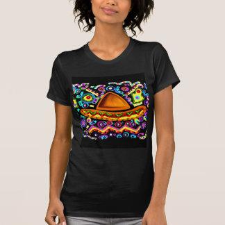 Camiseta Sombrero mexicano