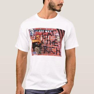 Camiseta Somente a elite sobrevive à guerra de classe