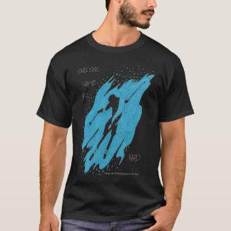 Camiseta Somente uma maneira de esquiar t-shirt