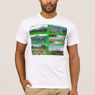 Camiseta Somente uma terra do planeta