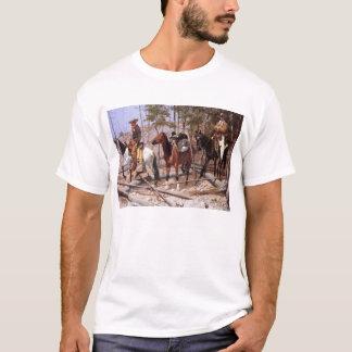 Camiseta Sondagem para a escala de gado
