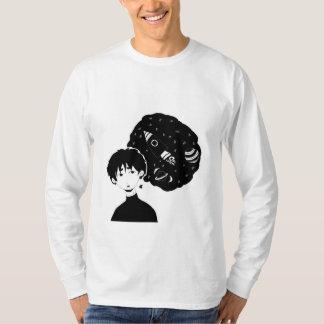 Camiseta Sonhador Crewneck do dia