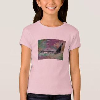 Camiseta Sonho da fantasia da baleia da orca - baleias do