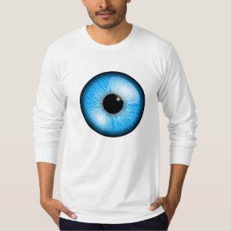 Camiseta Sonho de PODPILOTS.COM no AZUL do TERCEIRO OLHO