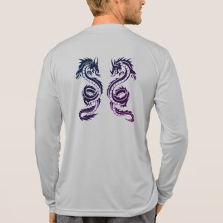 Camiseta Sonho de PODPILOTS.COM no dragão dobro das