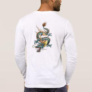 Camiseta Sonho de PODPILOTS.COM no henley do dragão das