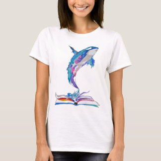 Camiseta sonho do livro